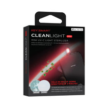 CleanLight Mini Portable UV-C Light Sterilizer from KeySmart