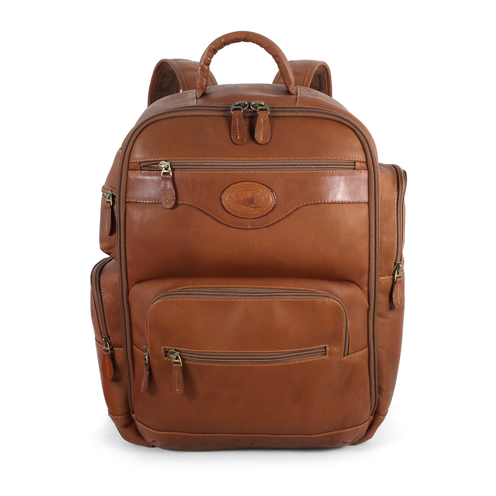 Santa Fe Multi-Pocket Laptop Backpack