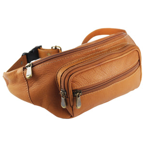 DayTrekr Colombian Leather Waist Pack