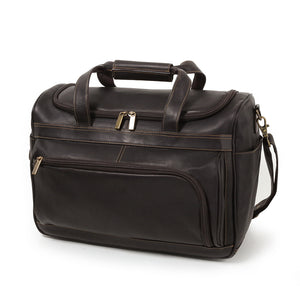 DayTrekr Colombian Leather Club Bag