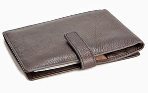 Osgoode Marley Cashmere Passport Ticket Wallet