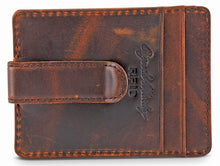 Front Pocket Wallet Money Clip by Osgoode Marley