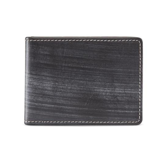 Osgoode Marley RFID Thinfold ID Wallet Black & Grey