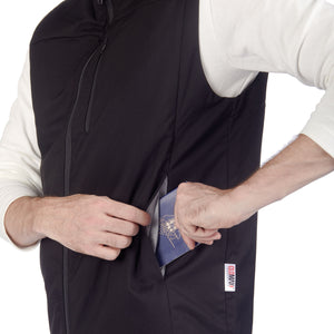 Pacsafe Transit Insulated Travel Vest Mens