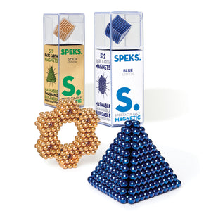 Speks Solids 512 Rare Earth Magnets Grown Up Fun