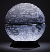 "12"" Illuminated National Geographic Moon Globe by Replogle Globes"