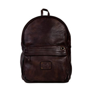 Scully Leather Backpack