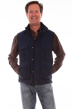 Men's Farthest North Multi Pocket Vest by Scully