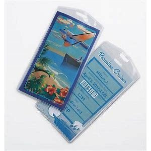 Cruise Luggage Tags - 2 pack