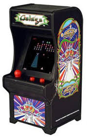 Tiny Arcade Galaga Game