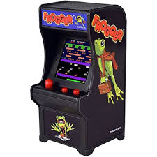 Tiny Arcade Frogger Game