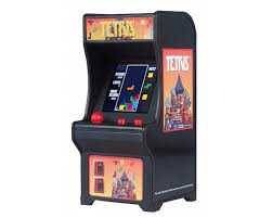 Tiny Arcade Tetris Game