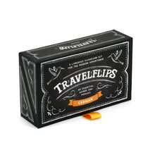 TravelFlips Language Flashcards