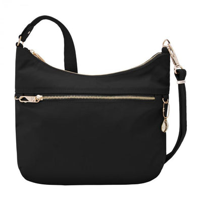 Anti-Theft Tailored Hobo Handbag