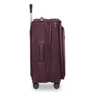 "Briggs & Riley Limited Edition Plum 25"" Medium Expandable Spinner"