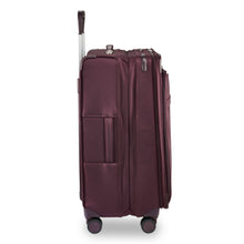 "Briggs & Riley Limited Edition Plum 28"" Large Expandable Spinner"