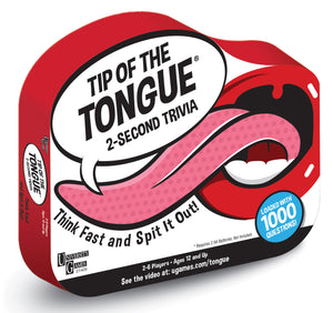 Tip of The Tongue Trivia Game: 2 Second Trivia