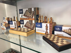 Chess Boards and Pieces