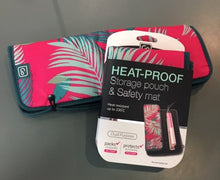 HEAT-PROOF Storage Pouch and Safety Mat by Go Travel