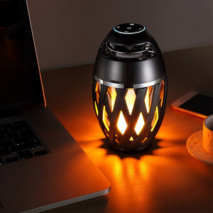 TikiTunes Wireless Speaker and Ambient Light