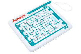 Amaze: 16 Mazes, Right in Your Hand