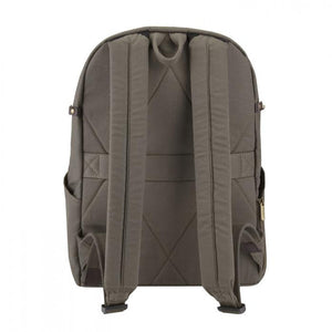 Anti-Theft Courier Slim Backpack