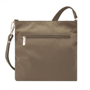 Anti-Theft Tailored N/S Slim Handbag