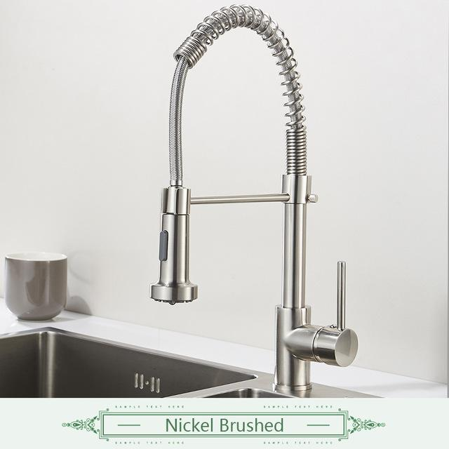 faucets holes faucet three double gooseneck bathroom com nickel widespread sink en knobs faucetsuperdeal brushed