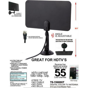 TVPRO INDOOR CABLE ANTENNA