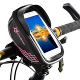 Bicycle Bag Touch Screen Front Tube Bicycle Bag