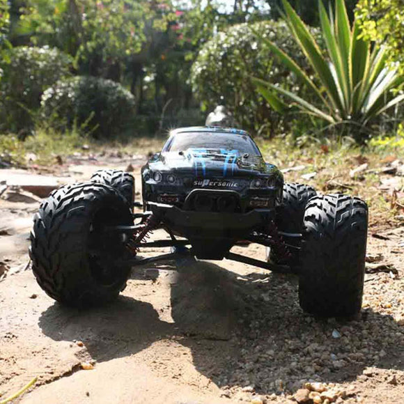 Supersonic Monster Truck Off-Road Vehicle
