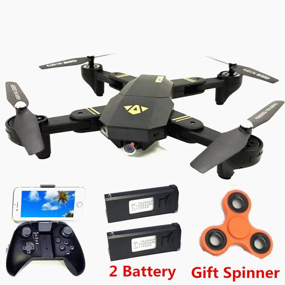Wifi 720P HD Camera Foldable gravity Drone
