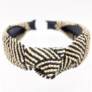 Capri Knotted Headband
