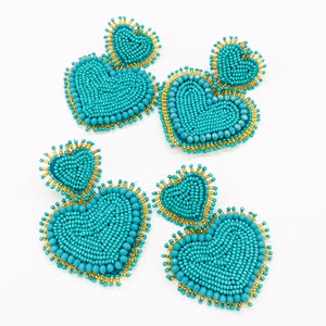 Corazon Statement Earrings