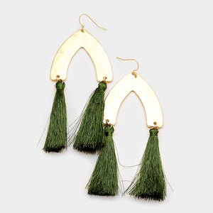 Eloise Shoulder Duster Earrings