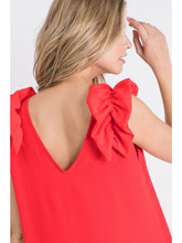 Dolan Maxi Dress in Red