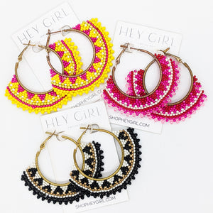 Tribal Hoops