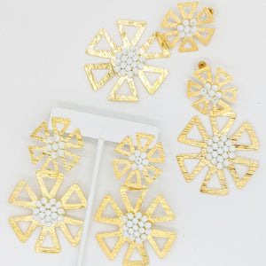 Winnie Statement Earrings