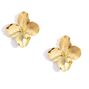 Arden 18K Gold Plated Earrings