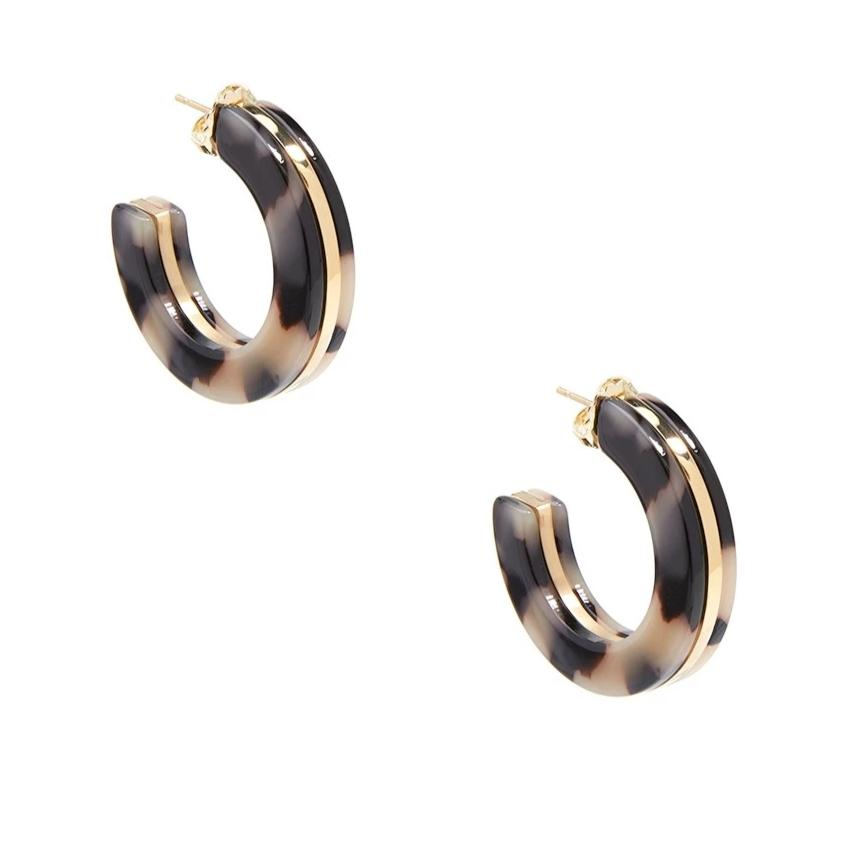 Montauk Hoop Earrings