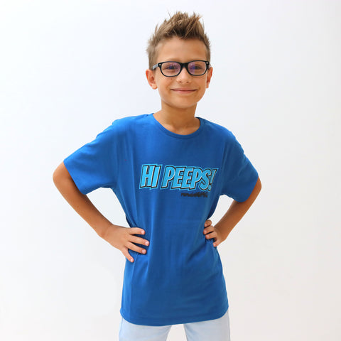 SALE - Boy's HI PEEPS - LARGE