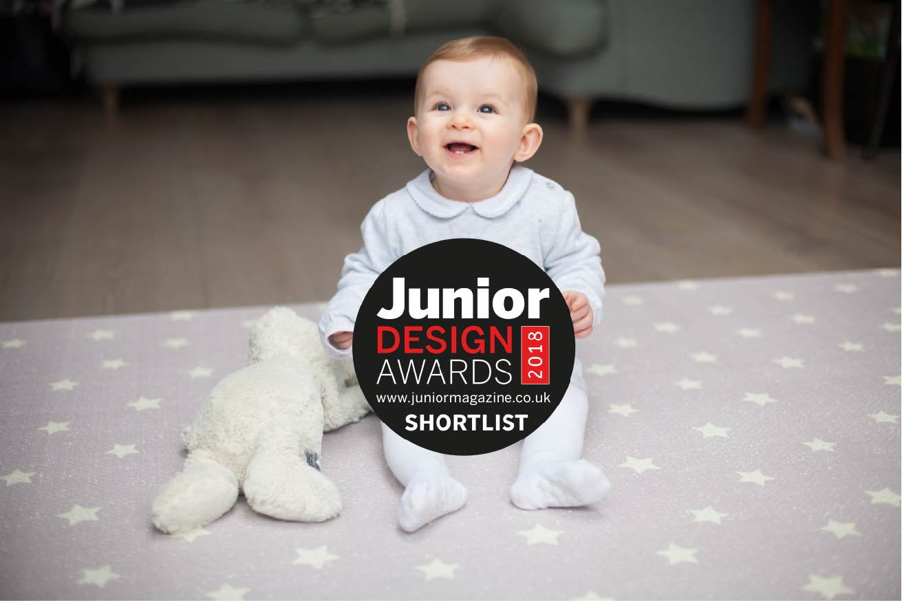 The Junior Design Awards – Our Category!