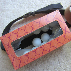 Ping pong tissue box family play