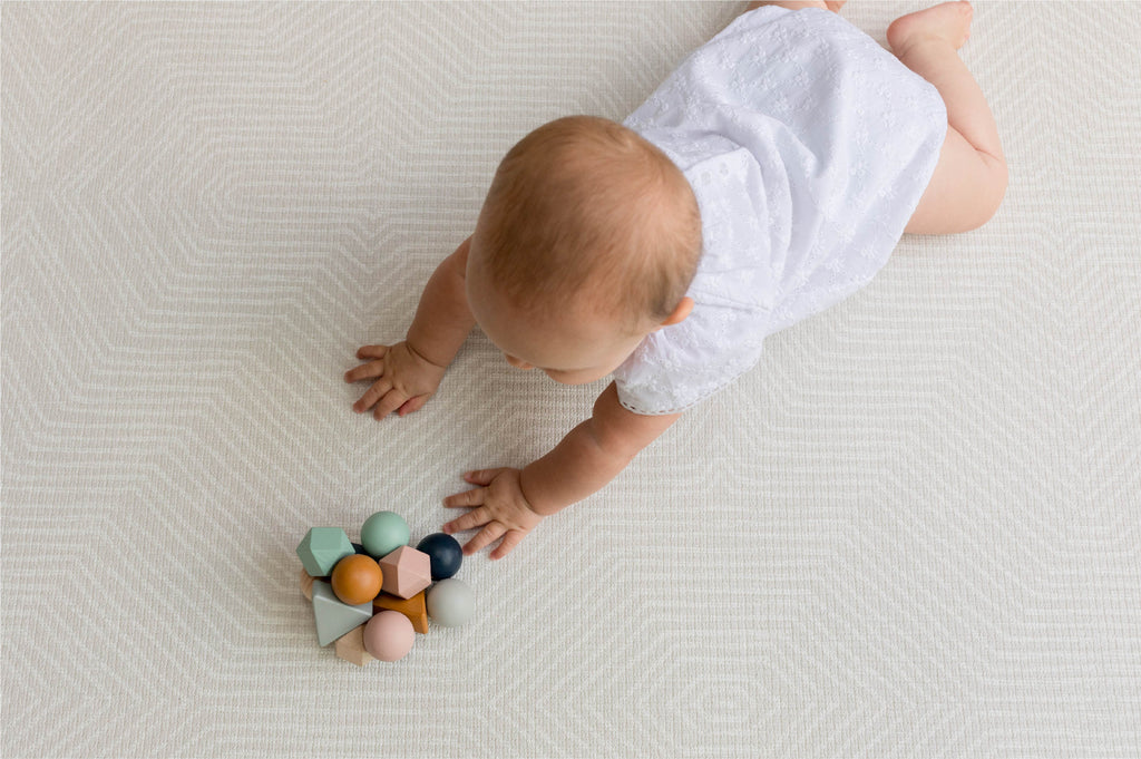 totter and tumble luxury foam play mat grey globetrotter playmat for toddlers