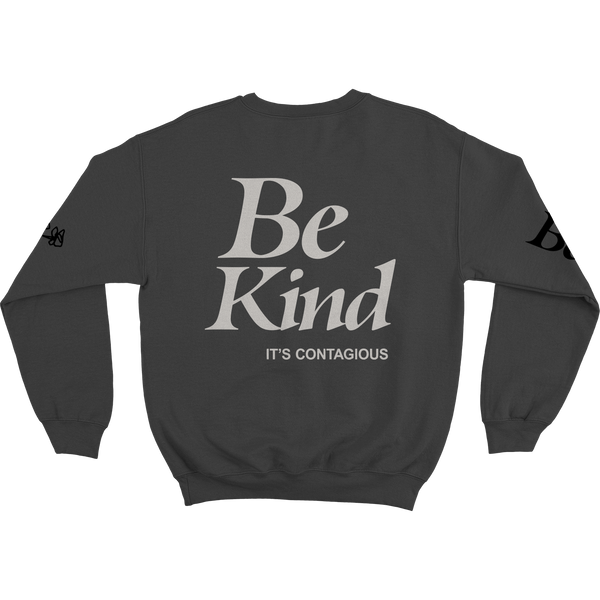 BE KIND CREWNECK