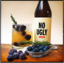 No Ugly Ginger & Rosemary