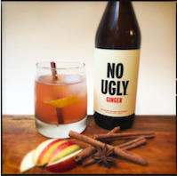 No Ugly Spiced Apple