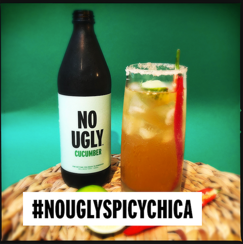 No Ugly Spicy Chica