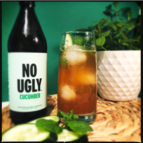 No Ugly Mint Julep