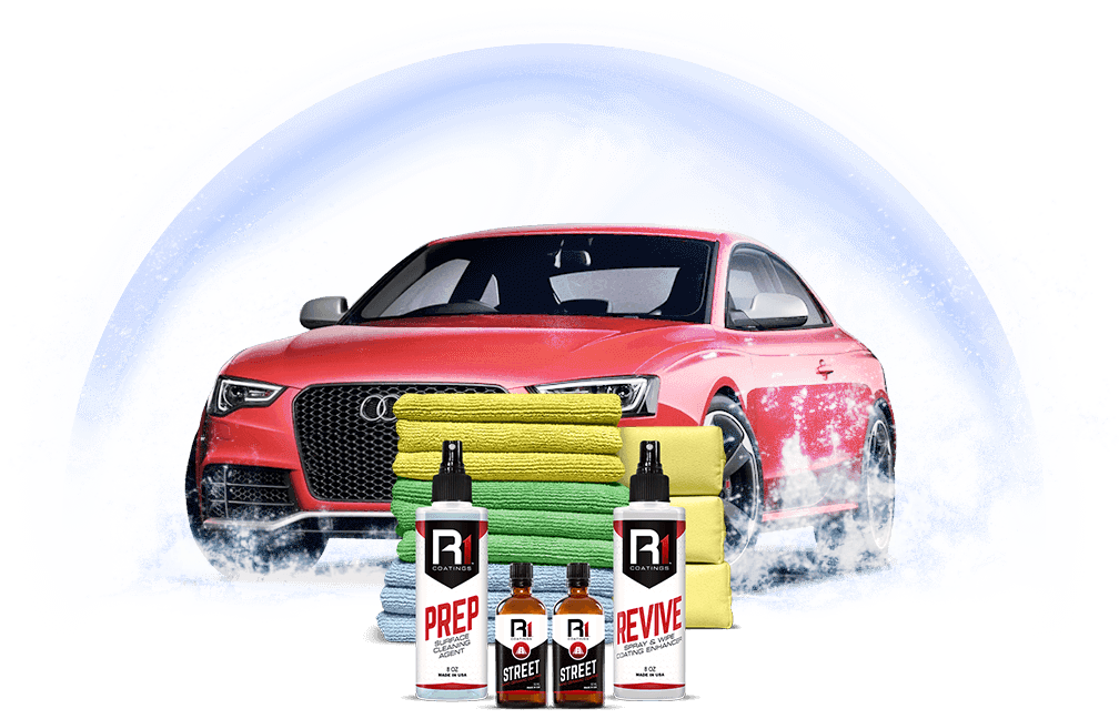 R1 Coatings® Protection Package
